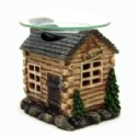 Scented Oil Warmer - Cabin