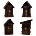 Outhouse Figurines