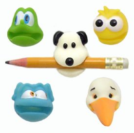 Cartoon Animal Pencil Holder