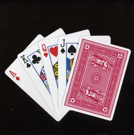 Playing Cards Ace Brand