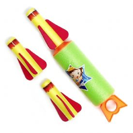 Foam Rocket Launcher