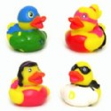 Rubber Ducks Bulk Superheroes