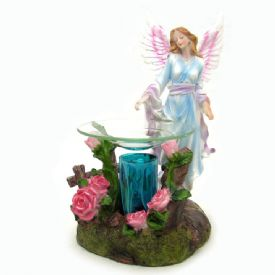 Scented Oil Warmer - Angel