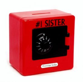 Sister Gift Coin Safe Bank