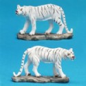 White Tiger Figurines