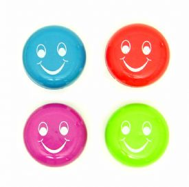 Smiley Face Toy Yoyos