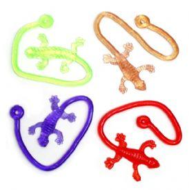 Sticky Toy Lizard Stretch Toy Lizard Toy Lizard Wholesale