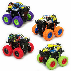 Stunt Toy Off Road Vehicles