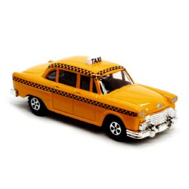 Taxi Cab Diecast Pencil Sharpener