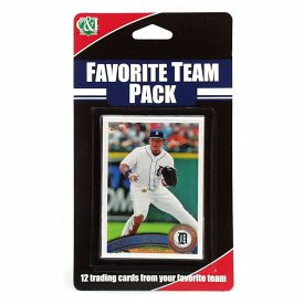 Detroit Tigers Baseball Cards