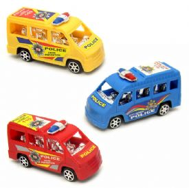 Toy Police Vehicles