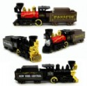 Toy Train Engines And Coal Car