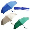 Folding Umbrella Assorted Colors Auto Open