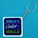 Uncle Keychain