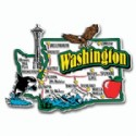 Souvenir Magnets Washington