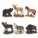 Wilderness Animal Figurines